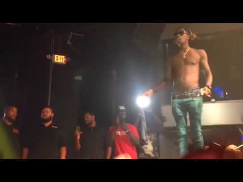 Tyga & Young Thug  - Hookah  (Live)Show
