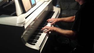 T.A.T.U. - All About Us (NEW PIANO COVER W/ SHEET MUSIC)