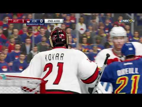 NHL™ 18 KHL Jokerit Helsinki-Avtomobilist Yekaterinburg 2017/2018
