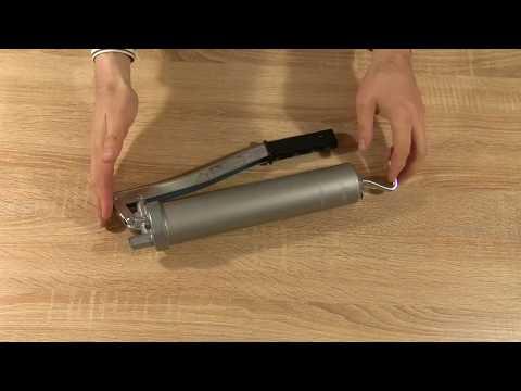 Особенности и преимущества смазочных плунжерных шприцев Pressol