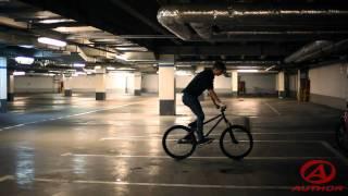 Как научиться делать банни хоп от Антона Степанова (How to Bunny Hop MTB)(В этом видео объясняется, как сделать базовый трюк на велосипеде, а именно прыжок, именуемый термином банни..., 2011-11-11T10:36:28.000Z)