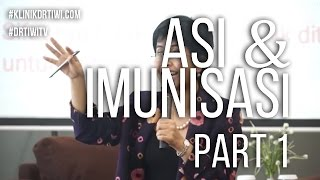 Video Imunisasi bayi anak dan ASI - dr. Tiwi & dr. Piprim (Part1) download MP3, 3GP, MP4, WEBM, AVI, FLV April 2018