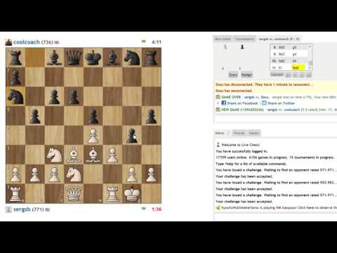 TheSergsB Plays Chess - 2