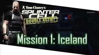 LP: Splinter Cell: Double Agent - Mission 1: Iceland