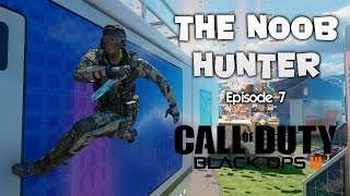 Bo3 The Noob Hunter ep7 (black ops 3 trolling)