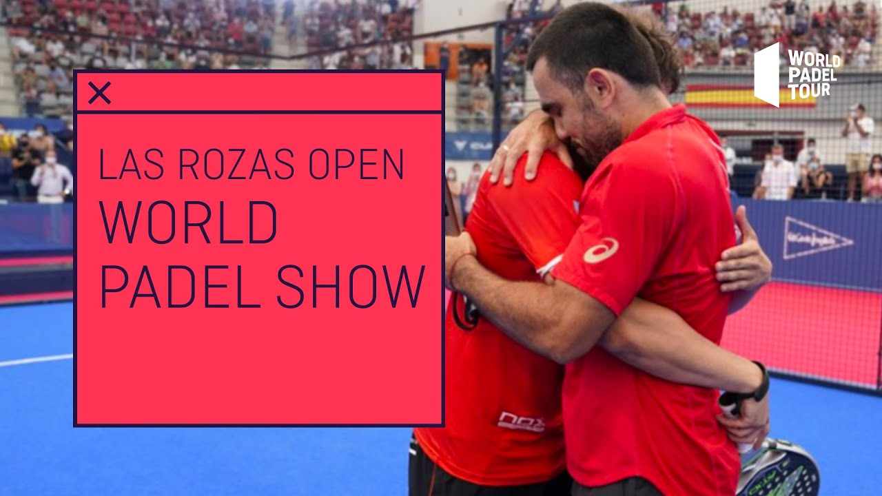 World Padel SHOW en el Estrella Damm Las Rozas Open 2021