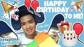 HAPPY BIRTHDAY TO ME YamyamyamVlog 25