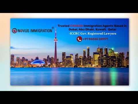 Novus Immigration - Canada Immigration Consultants in Dubai
