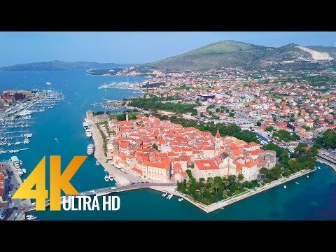 Best of Croatia in 4K Ultra HD - Short Travel Guide