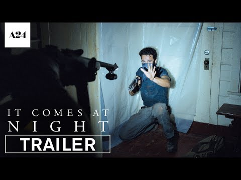 It Comes At Night | Official Trailer 2 HD | A24