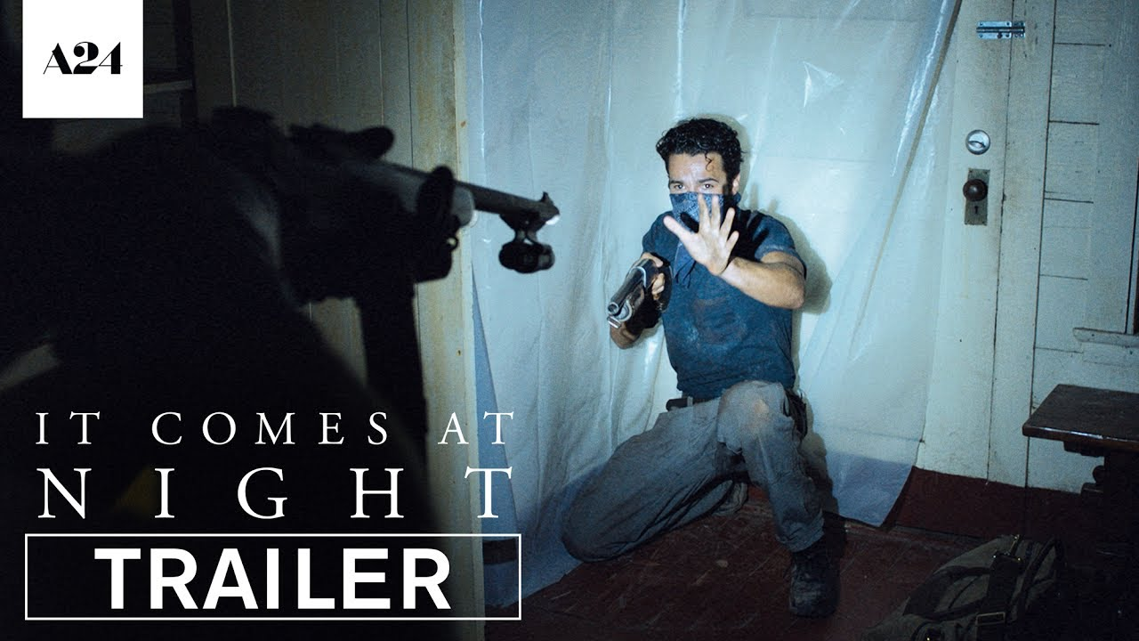 It Comes At Night | Official Trailer 2 HD | A24 - YouTube