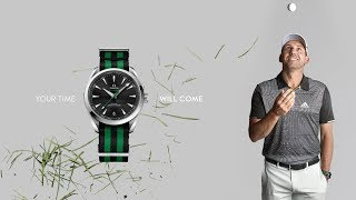 Sergio Garcia and OMEGA at the PGA Championship – Your Time Will Come