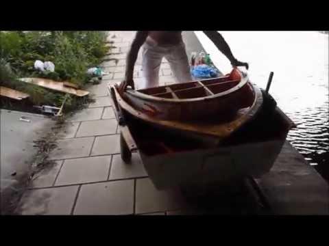 Portable Boat By ADAN