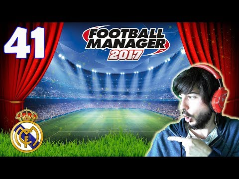 FOOTBALL MANAGER 2017 #41 | FINAL SUPERCOPA DE EUROPA VS BAYERN DE MUNICH