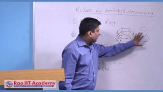Bond Order,  Aromatic, Anti Aromatic & Non Aromatic Compounds - IIT JEE  Chemistry Video Lecture