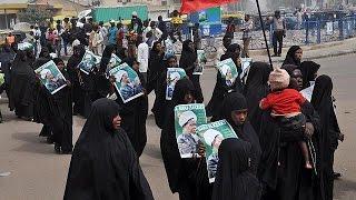 Nigeria : les femmes chiites réclament la libération de Cheikh El-Zakzaky