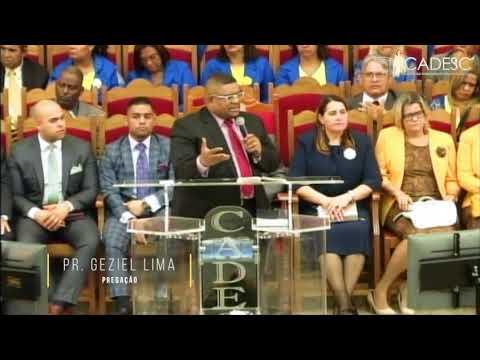 Pr. Geziel Lima - 23º Congresso da CIBESC