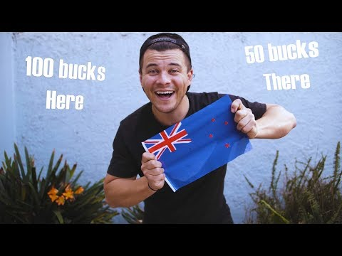 What it cost me TO LIVE in Wellington, New Zealand | The Travel Human |