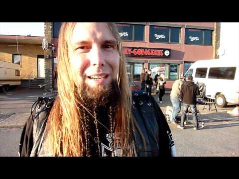 9MM: Deutschrock-Inferno 2012 TourTV Teil 1