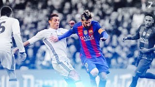 "Ronaldo vs messi • despacito vs it ain't me - 2017/18 ""the movie"" [hd]"