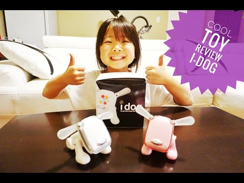 Unboxing Idog Toy Review I-dog