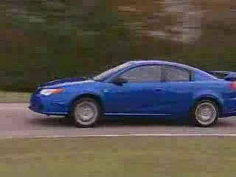 Saturn Ion Red Line Hptorque Demo Youtube