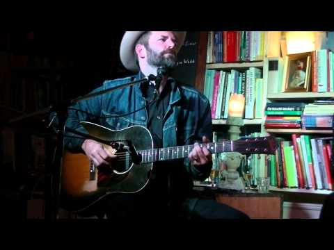 Jeffrey Foucault - Hurricane Lamp (live)