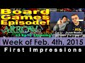 Games Special & Arrow s3 ep12 Week of Feb. 4, 2015 First Impressions w/ Carl Li & Jaysen Headley