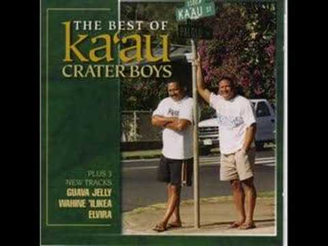 Ka'au Crater Boys - Guava Jelly