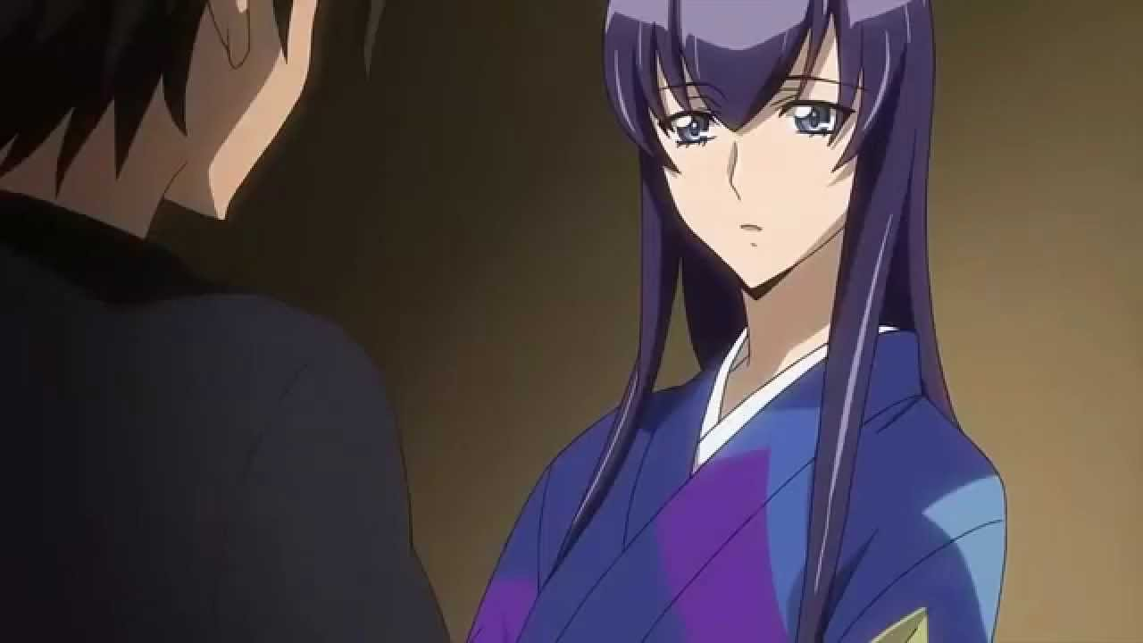 "It Looks Good On You"" - Takashi / Saeko Moment (H.O.T.D ..."