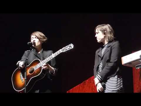"10/21 Tegan & Sara - ""No Hope in this set"" + Nineteen @ Pearl Concert Theater at Palms,"