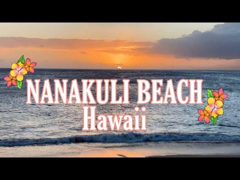 Download NANAKULI BEACH #HAWAII