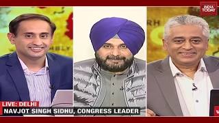 Modi Wave Is Like 'Fizz' In A Soda Bottle : Navjot Singh Sidhu Exclusive |  Election Results Live