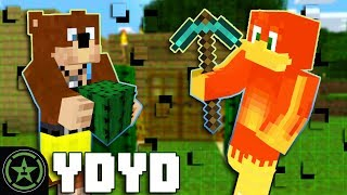 Let's Play Minecraft - Episode 303 - Ya Dead, Ya Dead (Part 1)