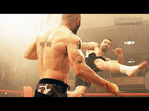 Boyka vs French fighter - Undisputed III thumbnail