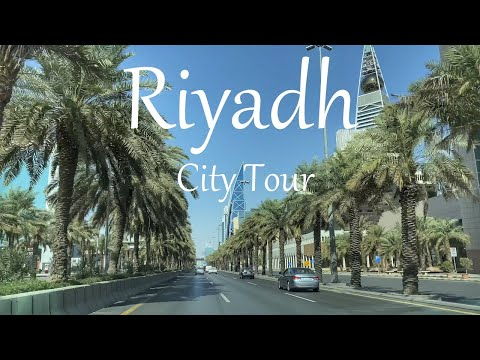 Riyadh City Tour | 4K | Fardin Travel Vlogs |