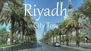 Riyadh City Tour 2020 | 4K | Fardin Travel Vlogs |