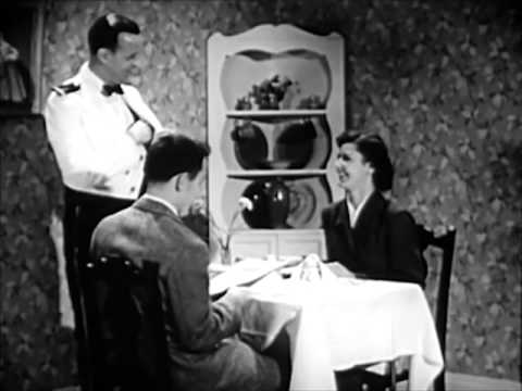 1950s Social Guidance: Good Table Manners (1951