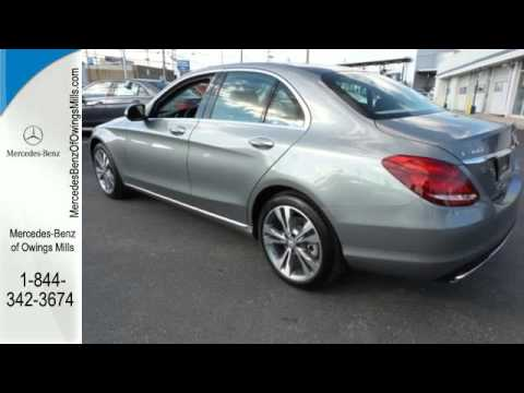 2015 Mercedes Benz C Class Owings Mills MD Baltimore, MD #12415A   SOLD