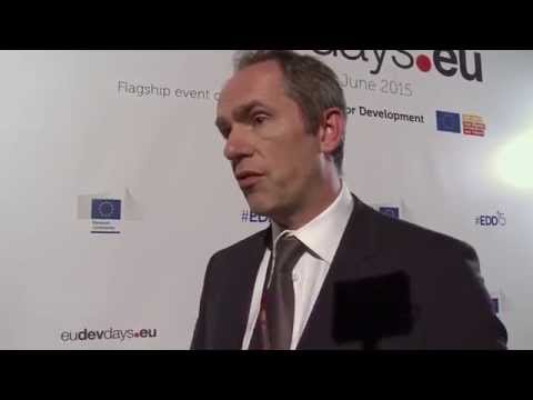 EDD15 - Buzz - Jean Christophe Laloux - Trade for inclusive and sustainable growth