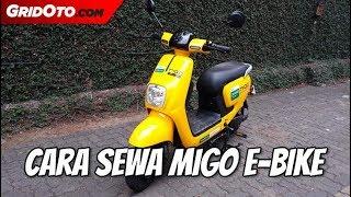 Mudah Banget, Begini Cara Sewa Migo e-Bike