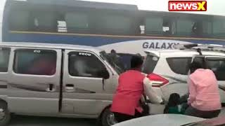 Yamuna Expressway Accident Live 2017: Worst accident due to fog and Smog
