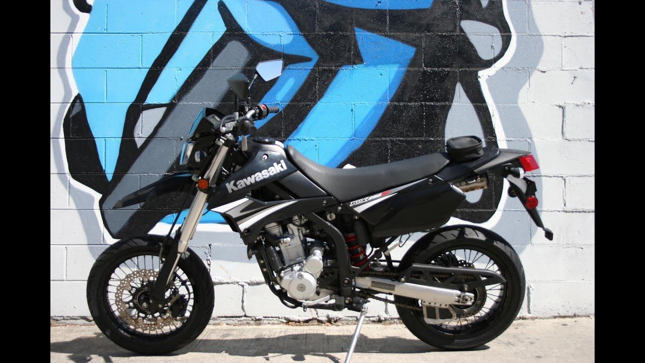 2009 Kawasaki KLX250SF Supermoto For Sale