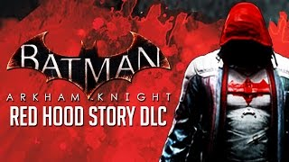 #36 Zagrajmy w Batman: Arkham Knight PL - Red Hood Story DLC - PS4