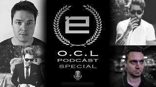 O.C.L Podcast Ft. Ben Williams, Daniel Madison, Lloyd Barnes, & Geraint Clarke
