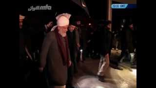 Germany Tour 2012 by Hadhrat Mirza Masroor Ahmad - Arrival in Kassel and Frankfurt am Main
