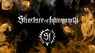 Structure Of Inhumanity - Drawn In Blood - (OFFICIAL LYRIC VIDEO) HD