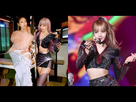 NingNing shows off her powerful voice in the teaser video, but her virtual character looks like Lisa