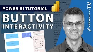 How To Add Button Interactivity In Your Power BI Reports