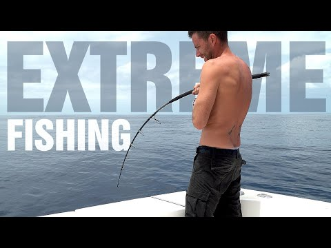 Vertical Jigging and Trolling for GIANTS FISH! Extreme Saltwater! Fishing at its bests!